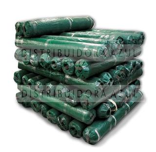 Cubre Cerco Rafia Verde 1,50x25 Mts - Directo De Fabrica!!!