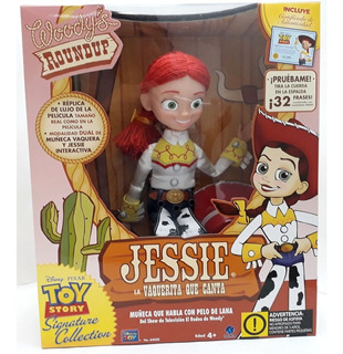 Muñeco Jessie Interact 32 Frases Int 64020 Original Nexpoint
