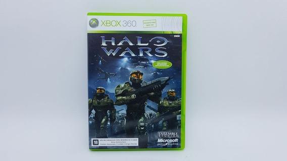 Halo Wars Standard Xbox-360 Mídia Física Lacrado Barato