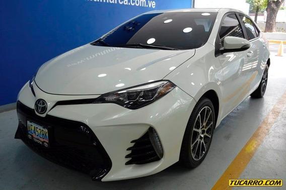 Toyota Corolla Se - Sincrónico