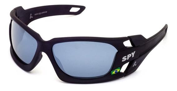 Óculos De Sol Spy 67 Hammer - Preto Fosco