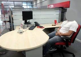Mesa De Escritório Em L Diretor 2,20 X 1,50 M