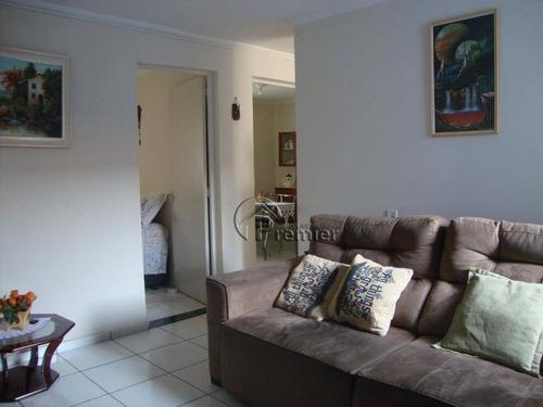 Apartamento Com 2 Dormitórios À Venda, 48 M² Por R$ 145.000,00 - Jardim Eldorado - Indaiatuba/sp - Ap0749