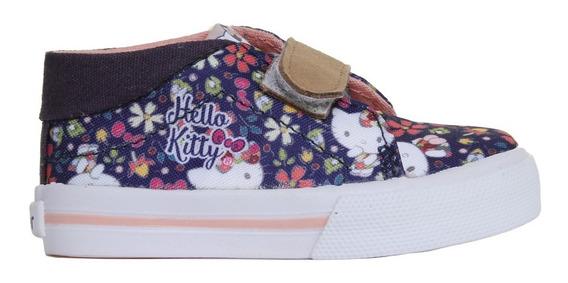Zapatillas Topper Moda Ollie Kitty Ii Flowers Bebe Az/co