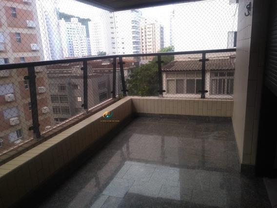 Apartamento Para Alugar No Bairro Pitangueiras Em Guarujá - - En733-2