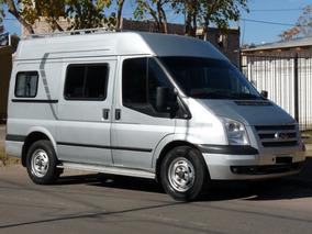 Motorhome Ford Trasit 2012 -furgon 149000 Kilometros