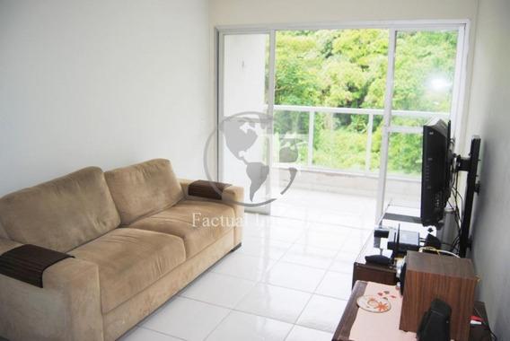Cobertura À Venda Por R$ 450.000 - Enseada - Guarujá/sp - Co0665