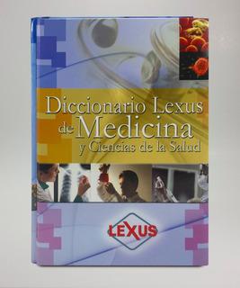 Diccionario Lexus De Medicina Y Ciencias De La Salud - Cd