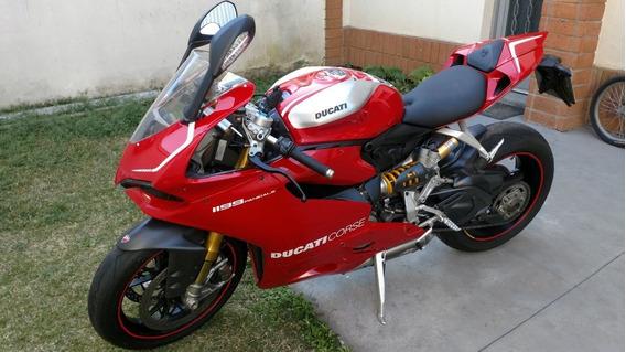 Ducati Panigale 1199r Top Não É Bmw Honda Suzuki S1000rr