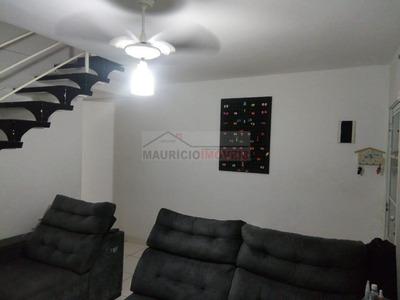 Casa Para Venda Em Mogi Das Cruzes, Jundiapeba, 2 Dormitórios, 2 Banheiros, 1 Vaga - 1190