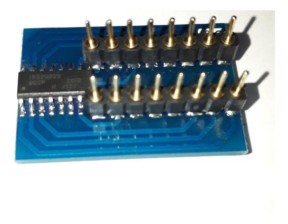 Ci Irs2092 Smd Original Com Adaptador Dip 16