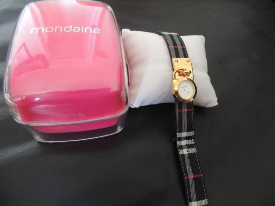 Relógio De Pulso Mondaine Femenino