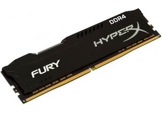 Memoria Ram Ddr4 2666mhz 8gb Hyperx Fury Black Hx426c16fb2/8