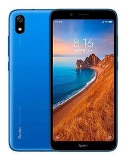 Smartphone Xiaomi Redmi 7a Azul, Tela 5.45 , 2gb+32gb, Dual