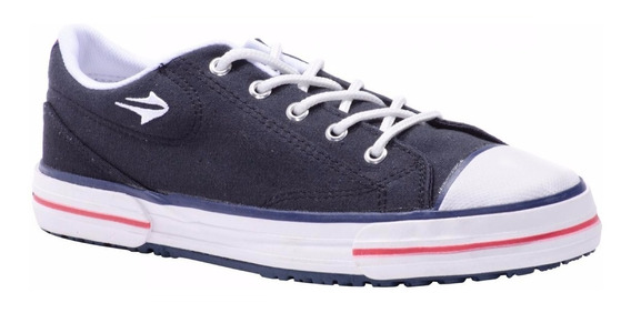 Zapatillas Topper Nova Low Mujer Lona Talles 35 Al 48