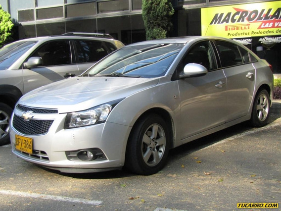 Chevrolet Cruze Nickel 1800 Cc At