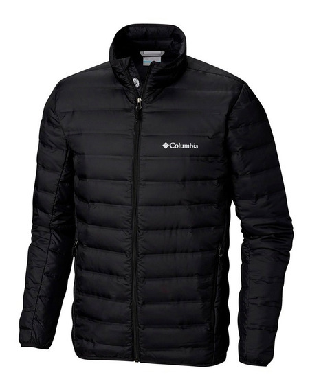 Campera Pluma Hombre Columbia Lake 22 Nieve Local Palermoº