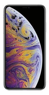 iPhone XS Max Dual SIM 64 GB Plata 4 GB RAM