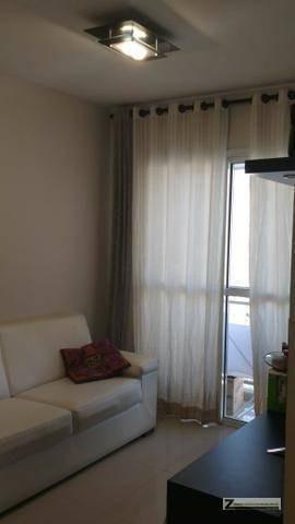 Apartamento Com 1 Dormitório Para Alugar, 50 M² Por R$ 1.168/mês - Jardim Flor Da Montanha - Guarulhos/sp - Ap0596