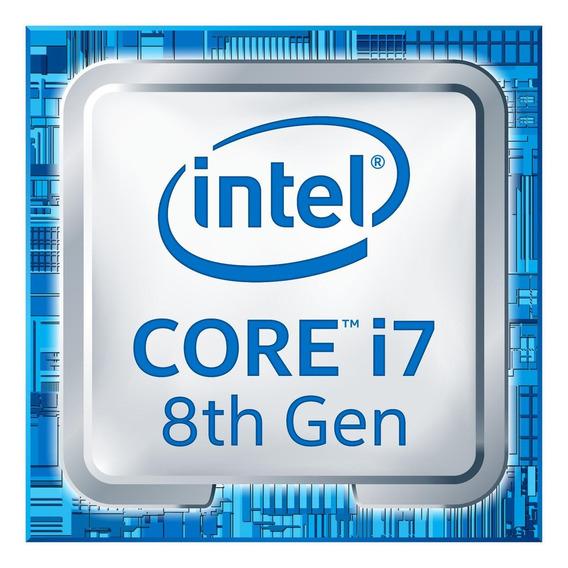 Processador Intel Core i7-8700 BX80684I78700 6 núcleos 128 GB