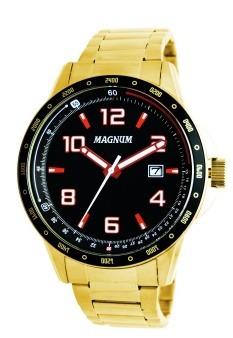 Relógio Magnum Masculino Ma34825v 0