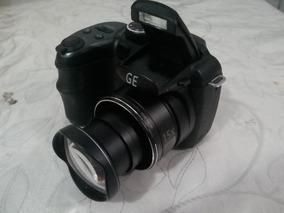 Câmera Ge X5 Semi Profissional 14.1 Megapixels Erro Ao Ligar