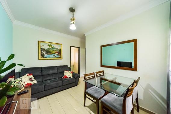 Apartamento No 4º Andar Com 2 Dormitórios E 1 Garagem - Id: 892952395 - 252395