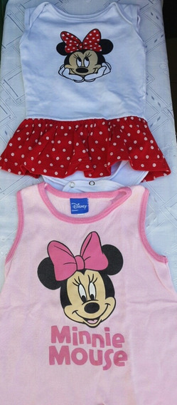 Combo Ropa Minnie Talle 3 Meses