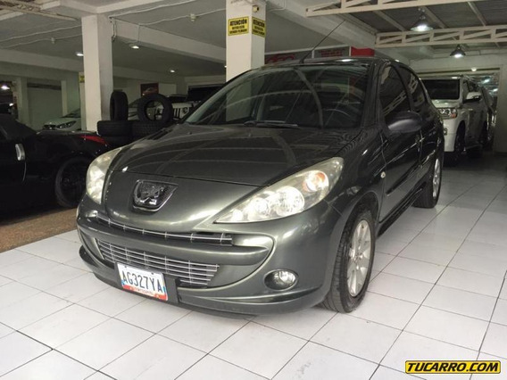 Peugeot 207 Compact - Sincrónico