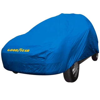 Funda Cobertora Goodyear Lluvia Cubre Auto Uv Tecnofast