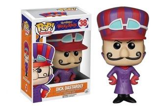 Funko Pop Hanna Barbera Wacky Races Dick Dastardly