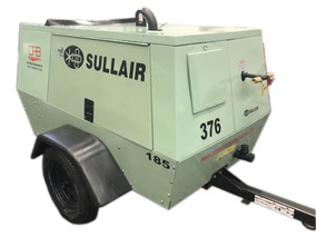 Compresor De Aire Sullair 185pcm Neumatico Industrial