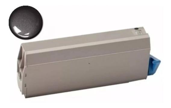 Toner Para Uso Em Okidata C710 C710n C711 C711n Black Katun
