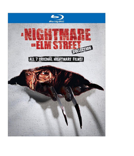 A Nightmare On Elm Street Collection Blu-ray Nuevo Original