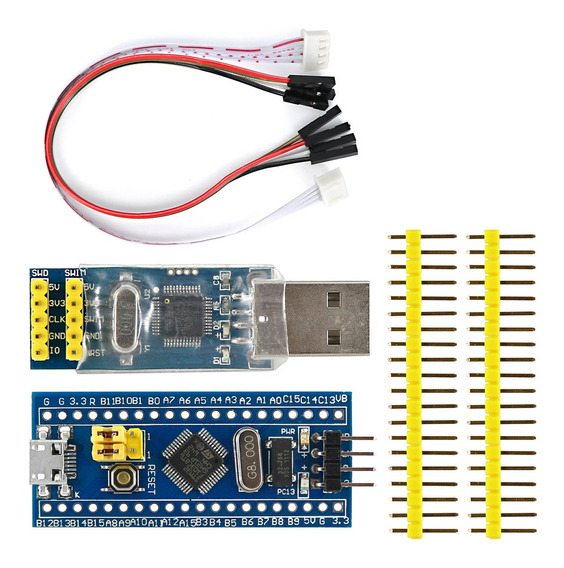 Kit De Placa De Desenvolvimento Cortex-m3 Stm32f103c8t6 Stm3