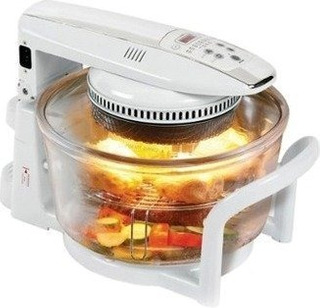 Horno Flavorwave Oven Turbo Platinum Ax-797dh Con Extras!!