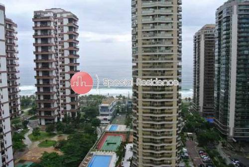 Imagem 1 de 15 de Apartamento-à Venda-barra Da Tijuca-rio De Janeiro - 400327