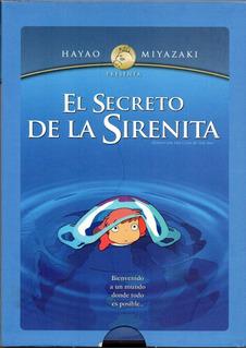 El Secreto De La Sirenita - Hayao Miyazaki - Studio Ghibli