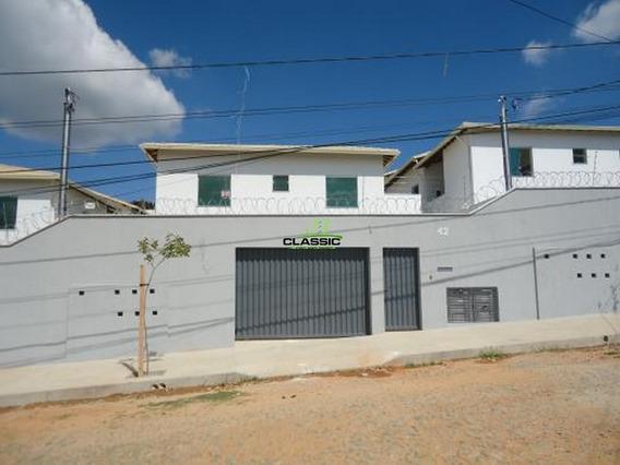 Casa Geminada Com 2 Quartos Para Comprar No Baronesa (são Benedito) Em Santa Luzia/mg - 3359