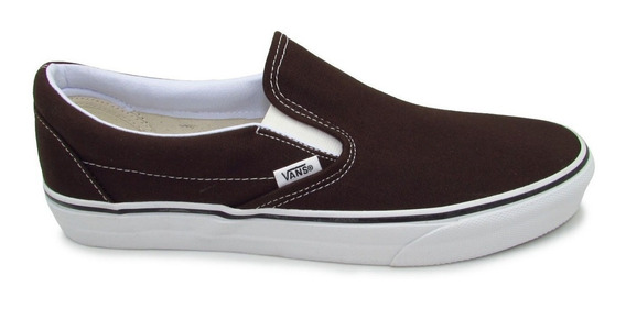 Tênis Vans Classic Slip-on Marron