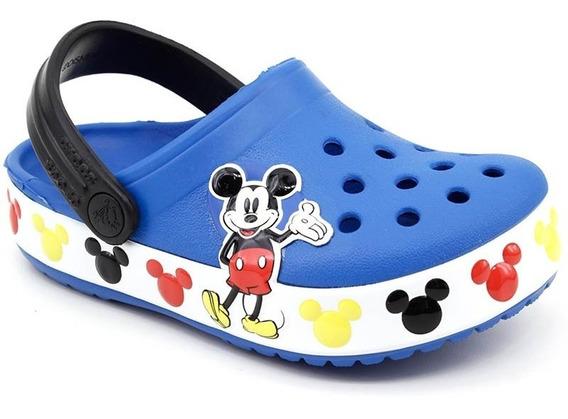 Crocs Crocband Mickey Mouse Azul