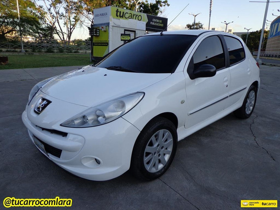 Peugeot 207 Compact Sincrónico