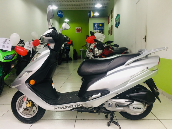 Suzuki Burgman 125 Novissima