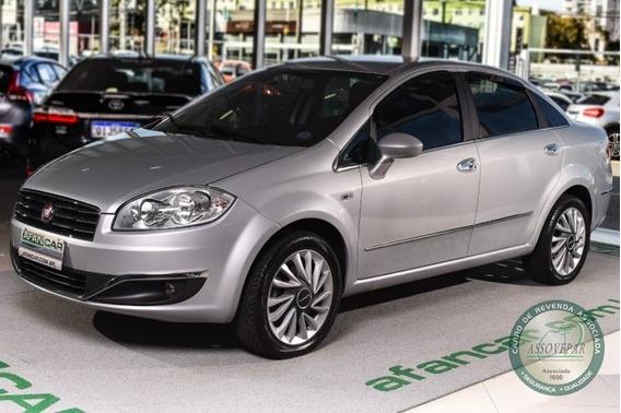 Fiat Linea Absolute 1.8 16v Flex Dualogic/2016