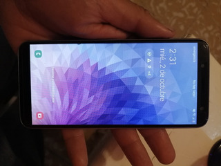 Samsung J6 Telcel