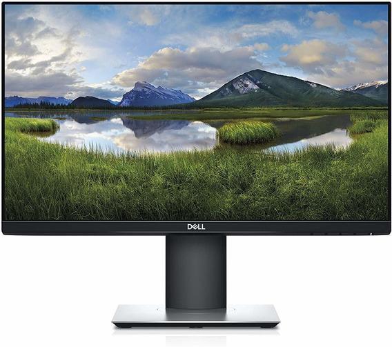 Monitor Dell Professional Led Ips 21,5 P2219h Preto