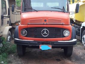 Mb 1113 No Chassi Truck Motor File Hidraulico Turbinado