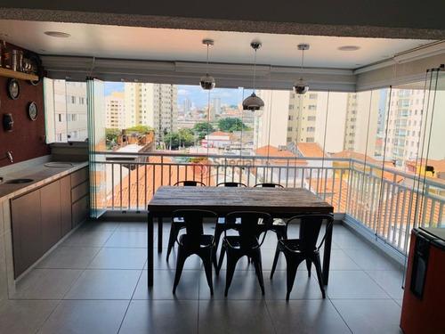 Excelente Apartamento  Tatuapé - Ta7753