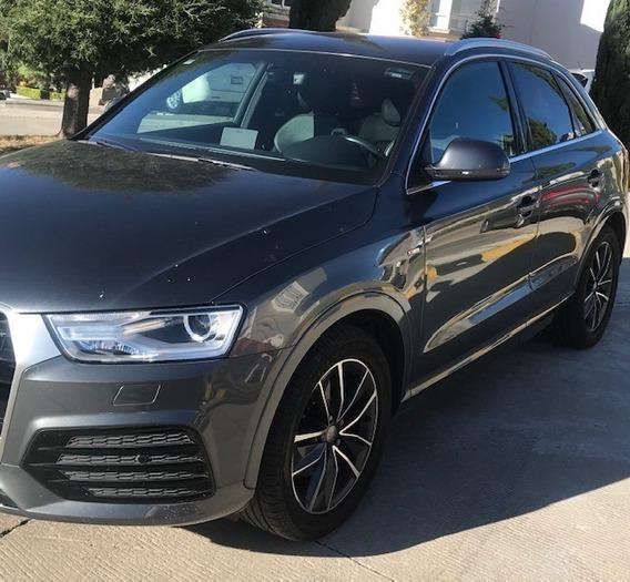 Audi Q3 2017 Sline