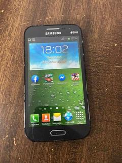 Samsung Galaxy Win - Funcionando Mas Com Detalhes